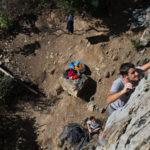 escalada deportes de aventura