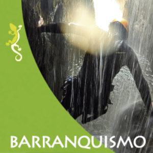 Barranquismo en Aracena