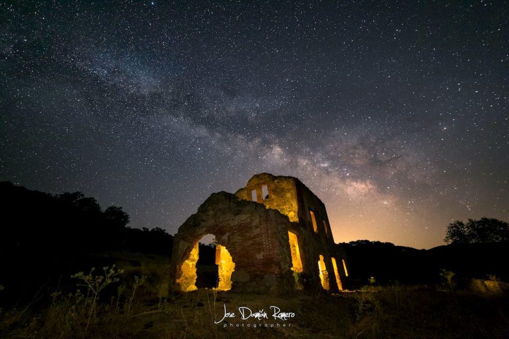 ruta fotográfica nocturna